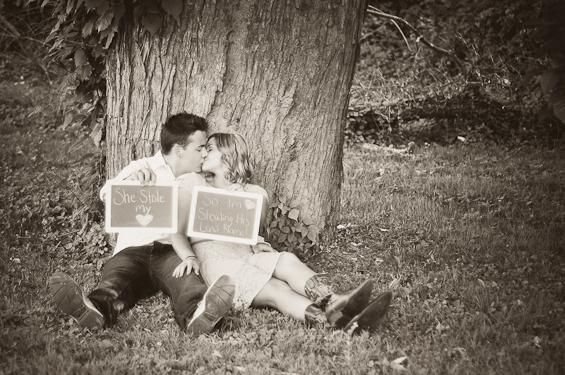 Liv Hefner Photography - Parkersburg engagement session