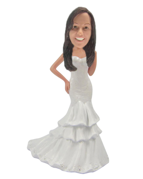 custom bobblehead weddings