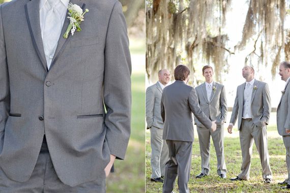 Kali Norton Photography - Mandeville Spring Wedding - grooms suit and grooms men