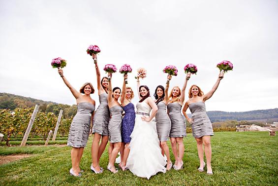 Alba Vineyard Wedding