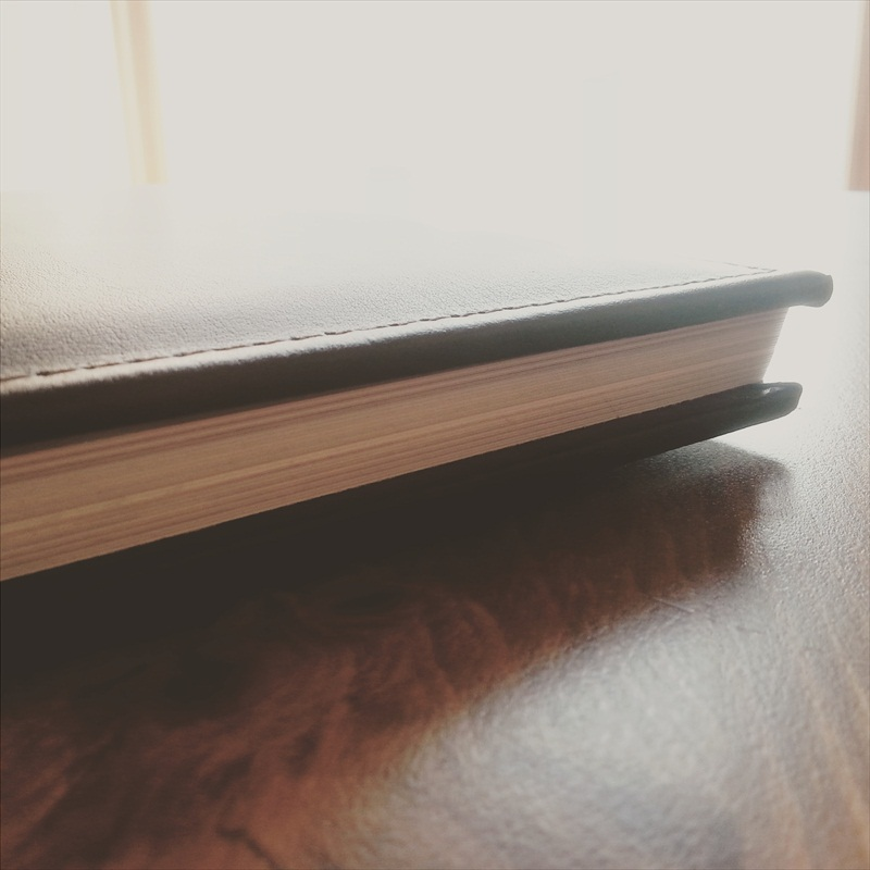 How-to-Make-a-DIY-Wedding-Album-Copyright-Emmaline-Bride-Leather-Bound-Book