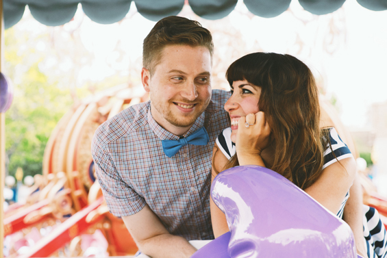 Edith Elle Photography & Associates - Disneyland Engagement Session