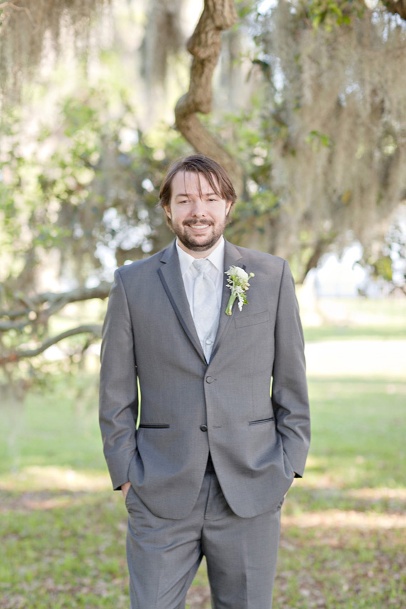 Kali Norton Photography - Mandeville Spring Wedding - the groom is dressed