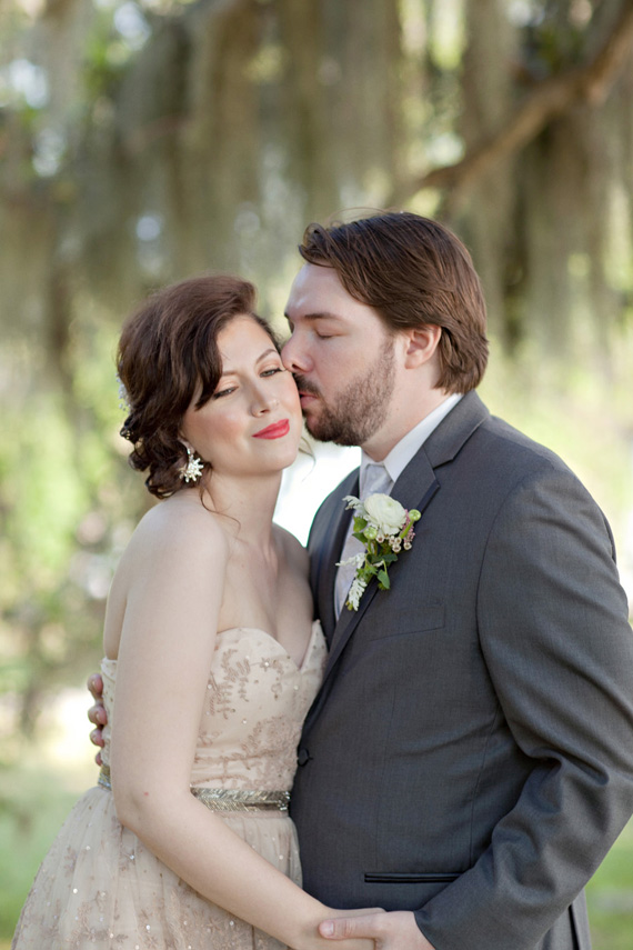 Kali Norton Photography - bride and groom intimate portrait