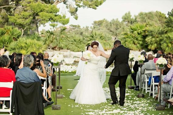 Imagine Studios - outdoor las vegas wedding