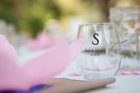 Johnstone Studios - fairytale nevada wedding, glass wedding favor