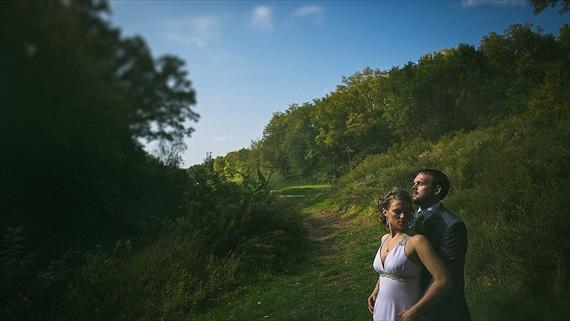 Matthew Steed Wilson Photography - bride and groom intimate - scrabble themed wedding