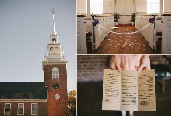 Ceremony - Maggie + Stephen (by Michelle Gardella Photography)
