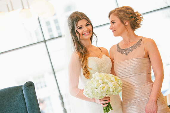 Tate Tullier Photography - Baton Rouge Wedding - bride-with-mother