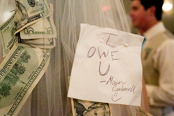 Tate Tullier Photography - Gatehouse wedding - money-on-bride's-veil