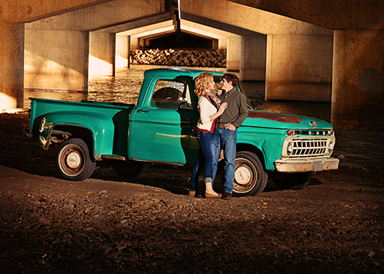 Catchlight Imaging - 1965 Ford f100 truck