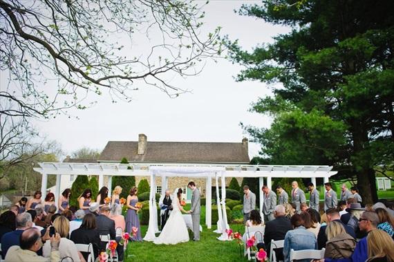 Spence Photographics - maryland spring wedding