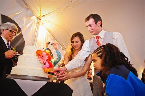 Spence Photographics - bride and groom maryland wedding