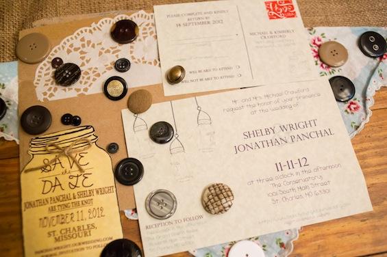 Mathy Shoots People - rustic fall wedding