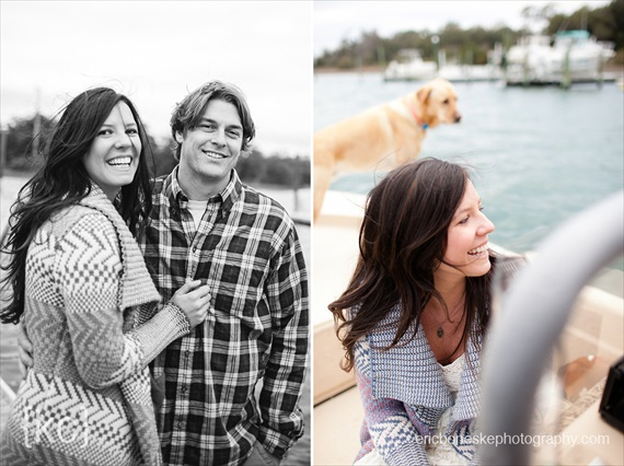 Eric Boneske Photography - Wrightsville Beach Engagement