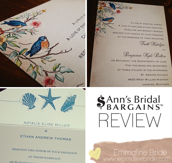 ann's bridal bargains review