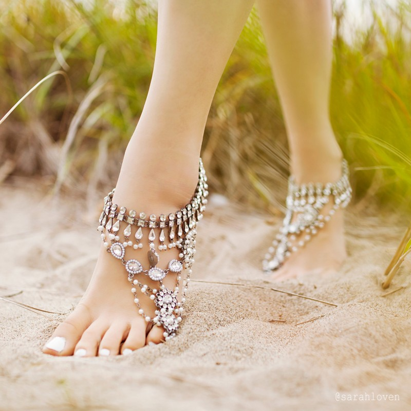 barefoot sandals by foreversoles