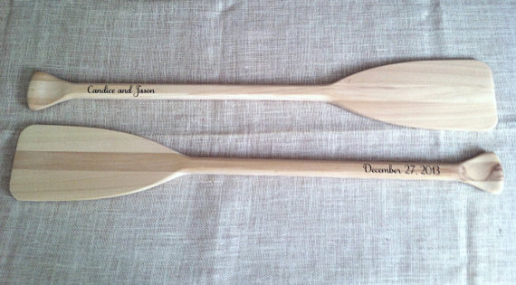 Guest Book Paddles