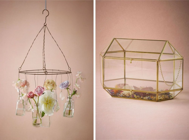 Floral Inspired Decor | via BHLDN Decor Ideas | http://emmalinebride.com/vintage/bhldn-decor-ideas-weddings/
