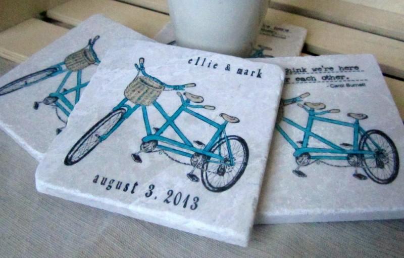 bike coasters