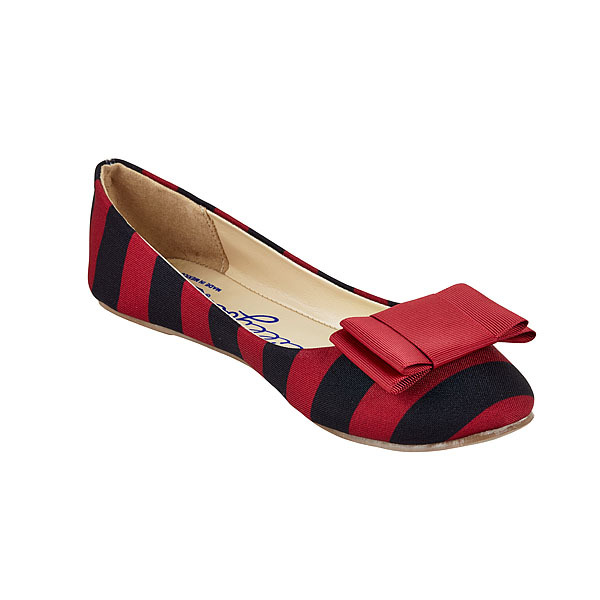black and garnet Lillybee Shoes Review