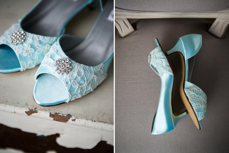 blue lace heels 2