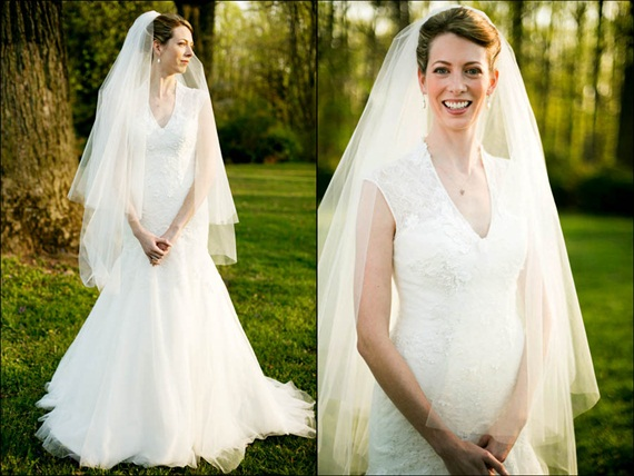 bridal-portrait-at-liriodendron - Liriodendron Mansion Wedding