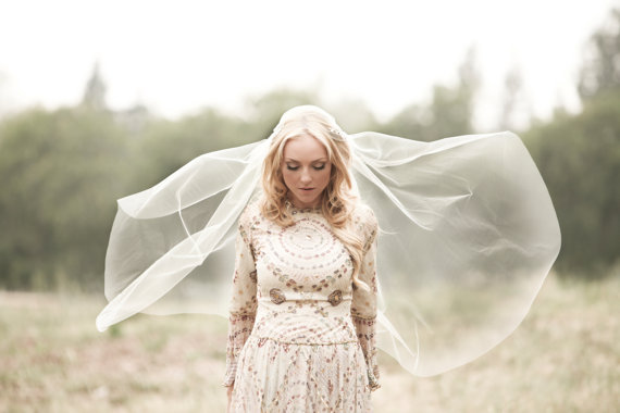 Wedding Veil Styles: The Ultimate Guide (Part One) - veil by veiled beauty