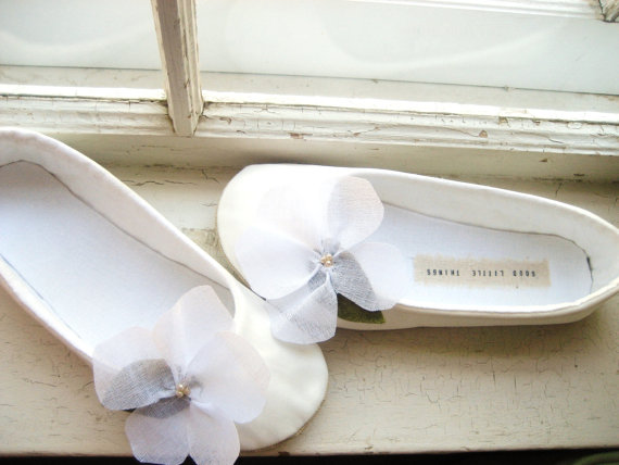 Will You Wear Wedding Flats or Heels?
