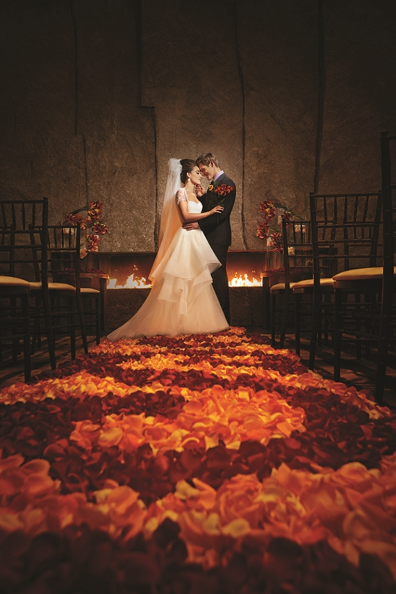 Plan a Las Vegas Wedding - Bride and Groom