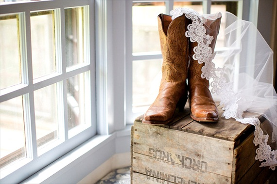 bride cowboy boots
