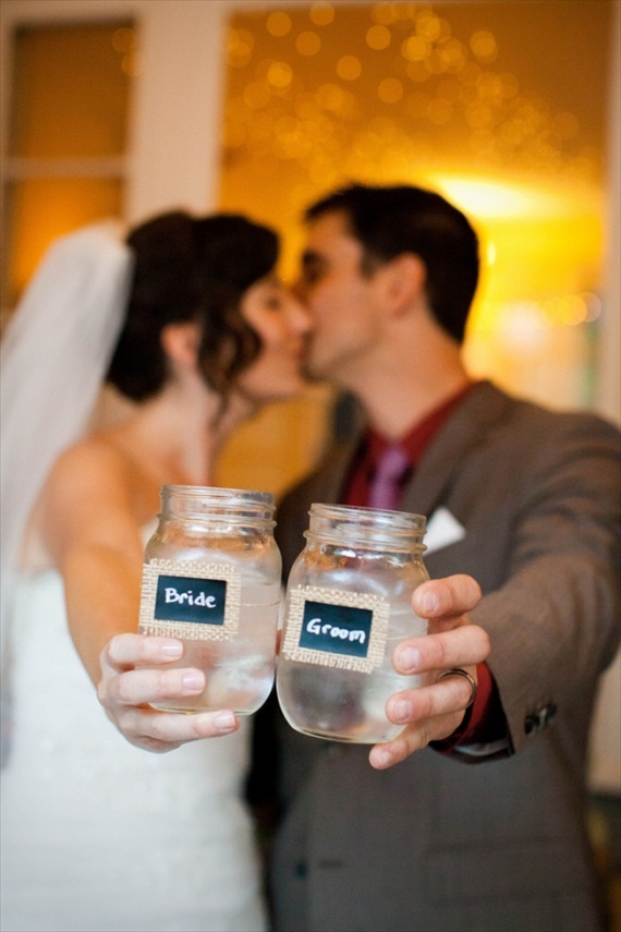 bride_groom_mason_jar_drinking_glasses