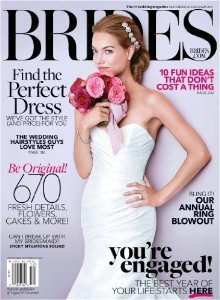 brides wedding magazine - via engaged things to do