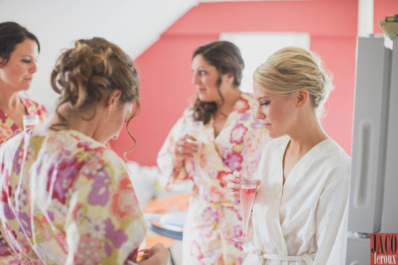 Where to Buy Bridesmaid Robes (by Modern Kimono) - photo: jaco le roux