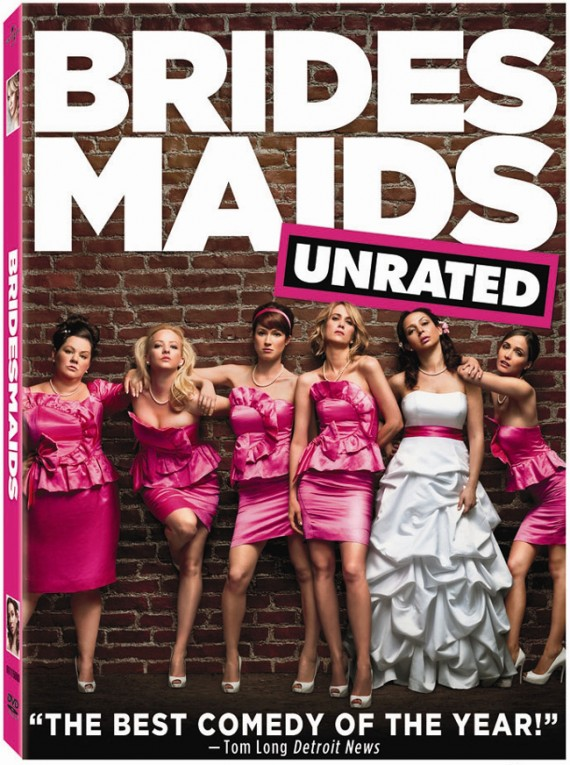 bridesmaids movie | fun bachelorette party ideas | http://emmalinebride.com/planning/fun-bachelorette-party-ideas/