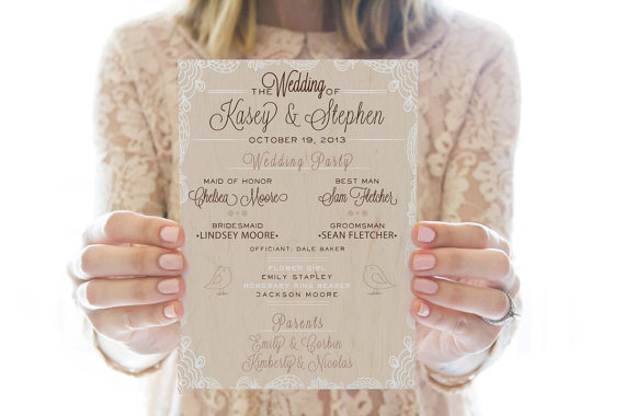 burlap design print program