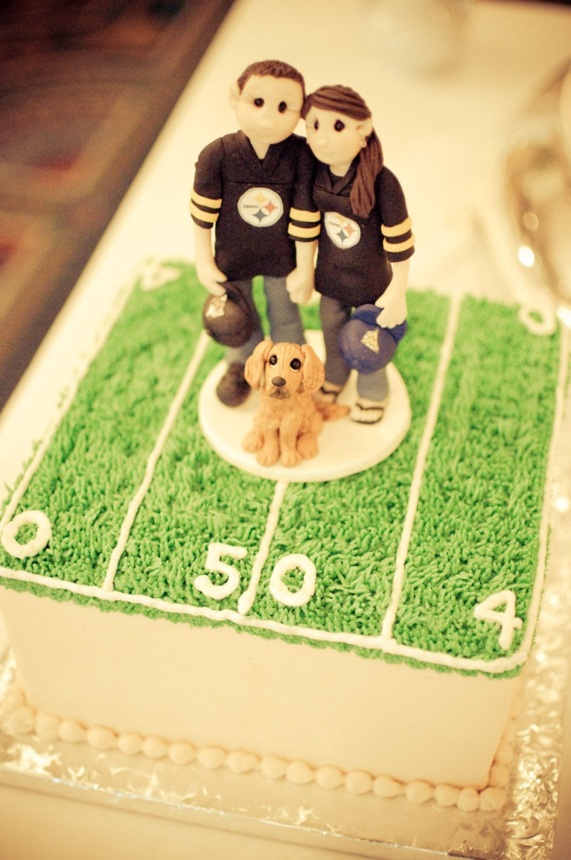 cake topper with pet