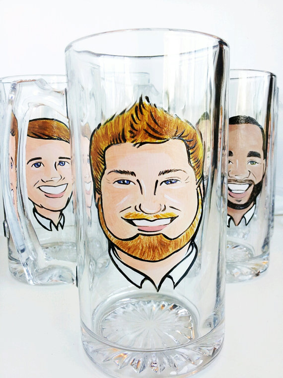 15 Awesome Groomsmen Gift Ideas (mugs: crystal peace studio)
