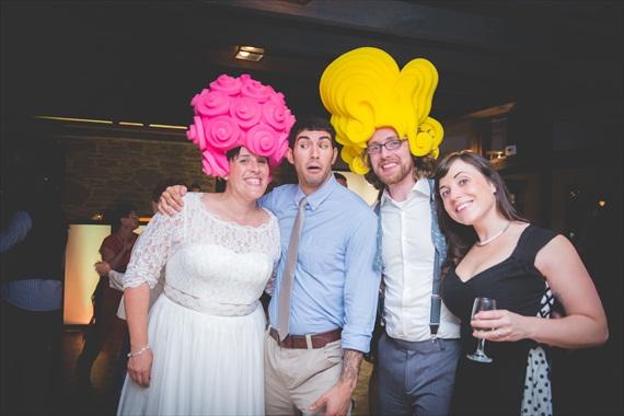 BG Productions Photography & Videography - The Barn on Bridge wedding