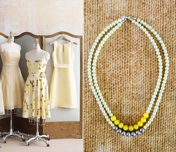 Pearl Necklaces for Your Wedding (by Sukran Kirtis)