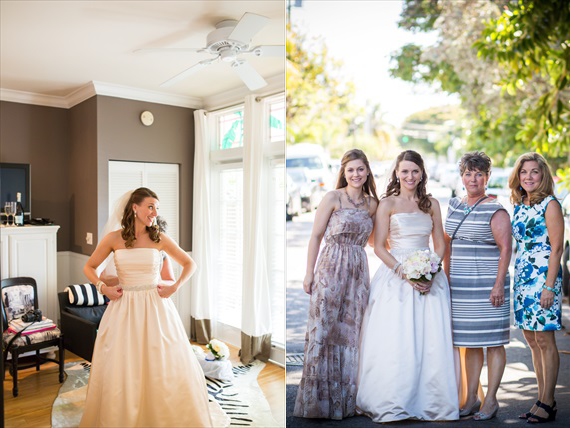 Filda Konec Photography - bride with maid of honor and mothers