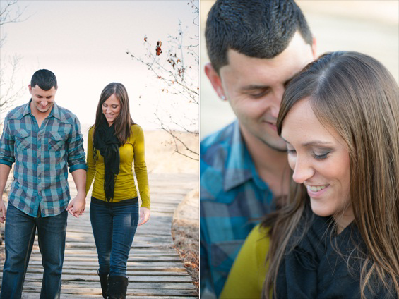 Milford Engagement Session - Stefanie Kapra Photography