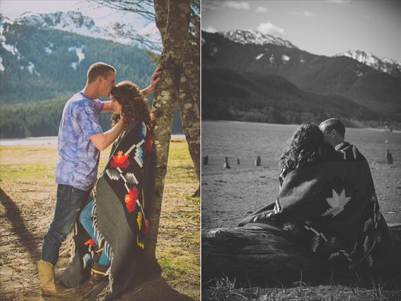 Becoming Images - Juneau Alaska Engagement Session