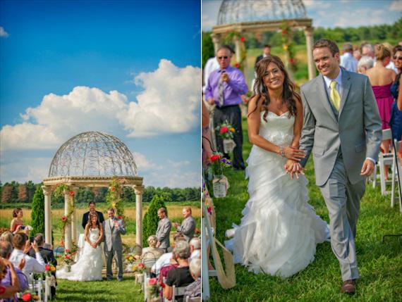 Pritchard Photography - michigan vineyard wedding