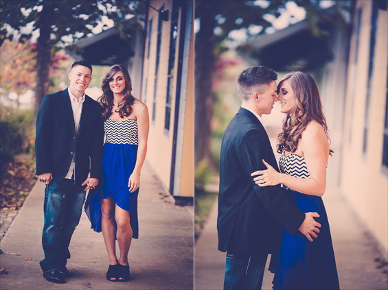 Leah Marie Landers Photography - Arkansas engagement photography