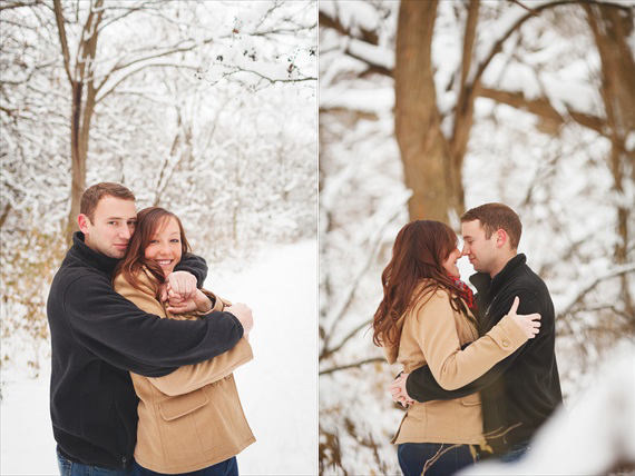 Rachael Schirano Photography - illinois engagement session