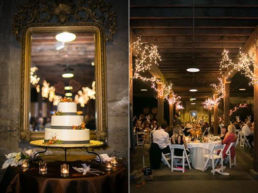 Jeannie Guzis, Photographer - handmade fall wedding