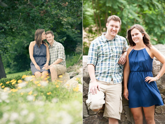 Scott Smith Photography - couple kissing at Manor House engagement session at Prophecy Creek