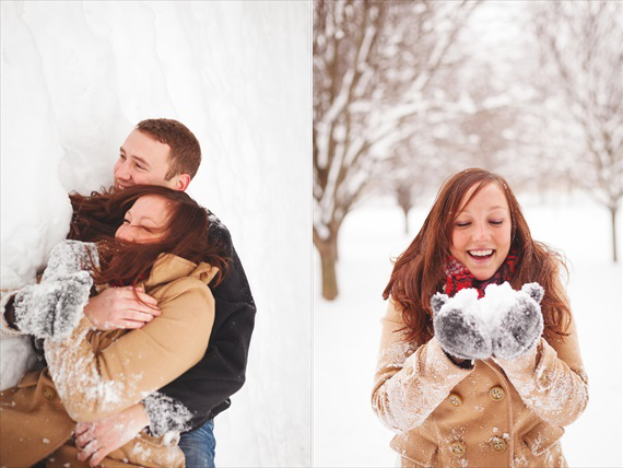 Rachael Schirano Photography - Illinois engagement photography