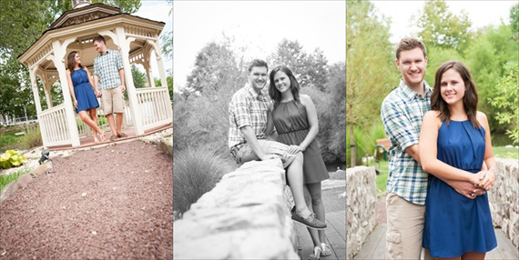 Scott Smith Photography - manor house engagement session - couple-posing-for-photos